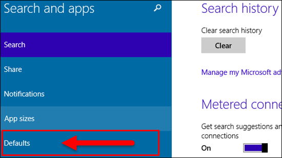 how to choose the apps initialize windows 10