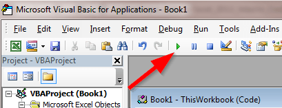 how to change the texture on a macro button excel
