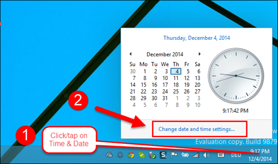 Windows 10: How to Change Time Zone - SolverBase com