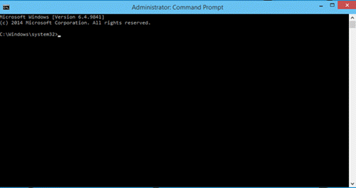 how to open cmd prompt as administrator windows 10