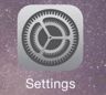 iOS 8 Settings App