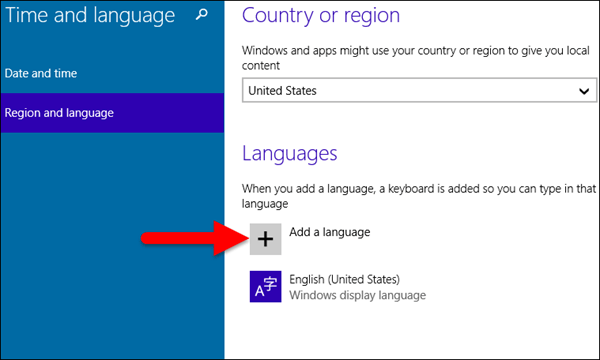 Windows 10: How to Change or Add Keyboard Language