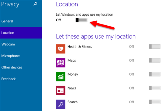 Windows 10: How to Turn Off Location Services - SolverBase.com